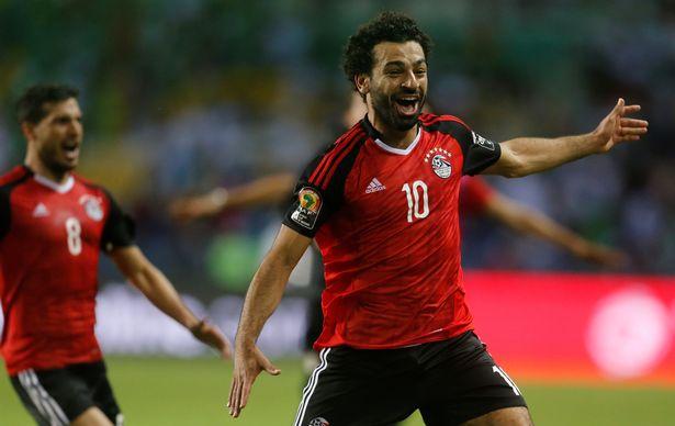 Salah w/ Egypt